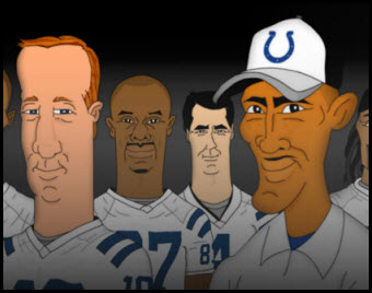 Colts Cartoon