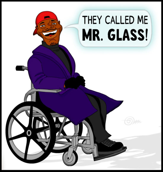 Ken Jr. IS Mr. Glass